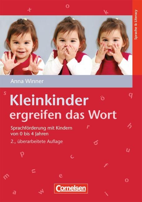 Kleinkinder ergreifen das Wort als Buch von Anna Winner