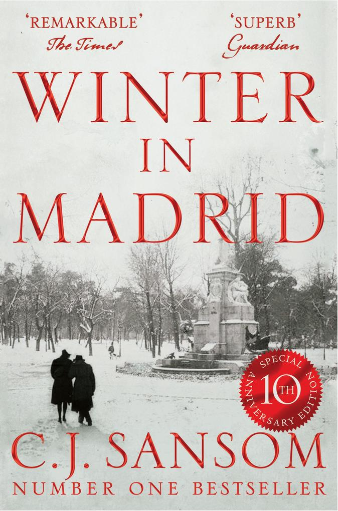 Winter in Madrid als eBook von C. J. Sansom