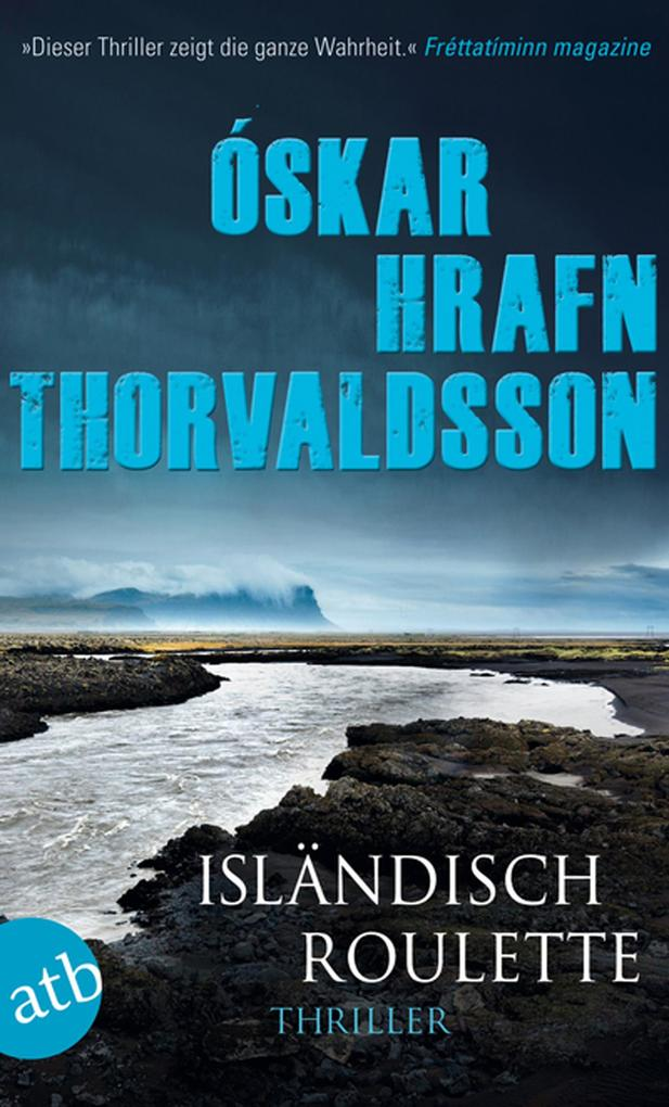 Isländisch Roulette als eBook von Óskar Hrafn Thorvaldsson