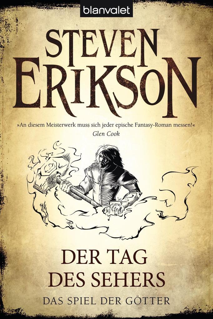 Das Spiel der Götter (5) als eBook von Steven Erikson