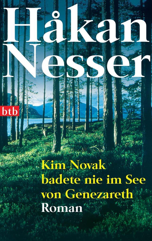 Kim Novak badete nie im See von Genezareth als eBook von Håkan Nesser