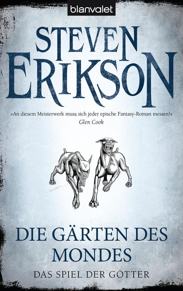 Das Spiel der Götter (1) als eBook von Steven Erikson