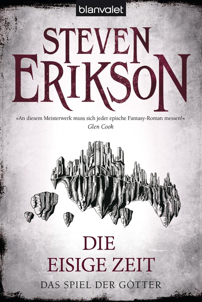 Das Spiel der Götter (4) als eBook von Steven Erikson