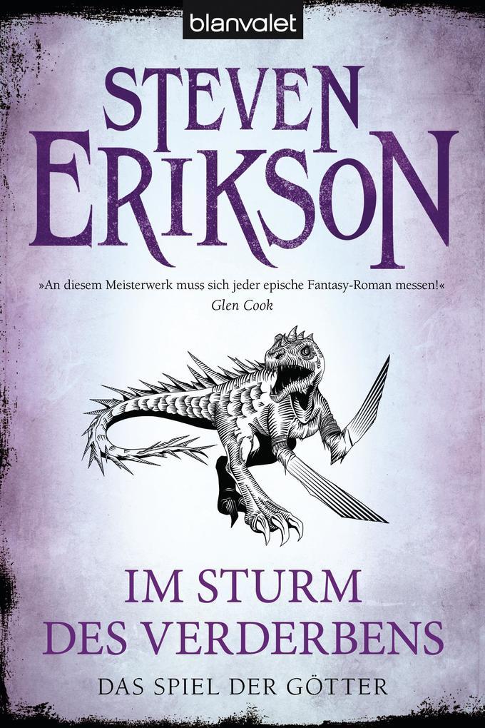 Das Spiel der Götter (13) als eBook von Steven Erikson