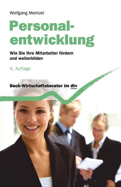 Personalentwicklung als Taschenbuch von Wolfgang Mentzel