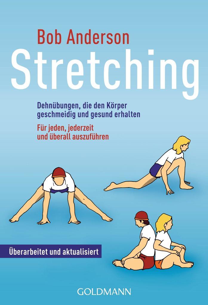 Stretching als eBook von Bob Anderson