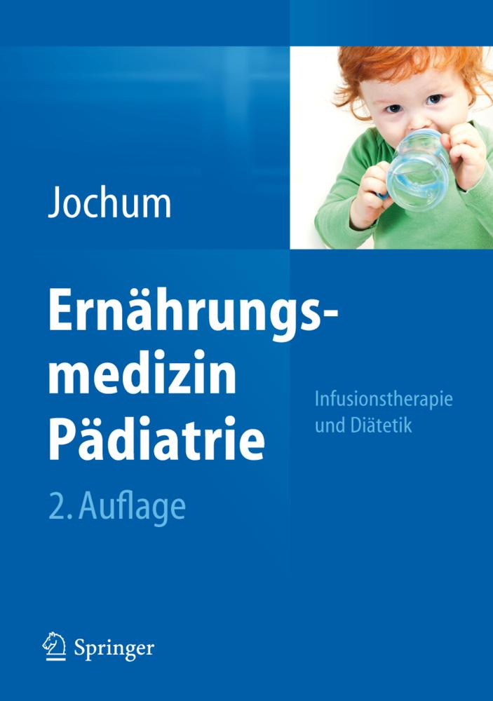 Ernährungsmedizin Pädiatrie als Buch von