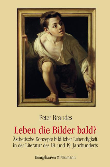 Leben die Bilder bald? als Buch von Peter Brandes