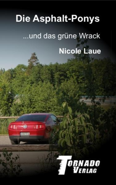 Die Asphalt-Ponys und das grüne Wrack als Buch von Nicole Laue