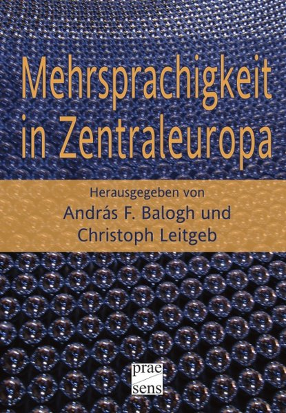Mehrsprachigkeit in Zentraleuropa als Buch von