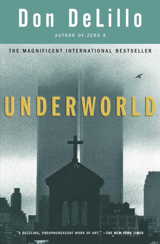 Underworld als Taschenbuch von Don DeLillo