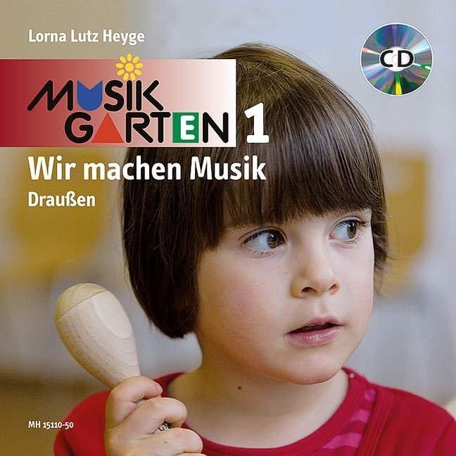 Draußen - Liederheft inkl. CD als Buch von Lorna Lutz Heyge