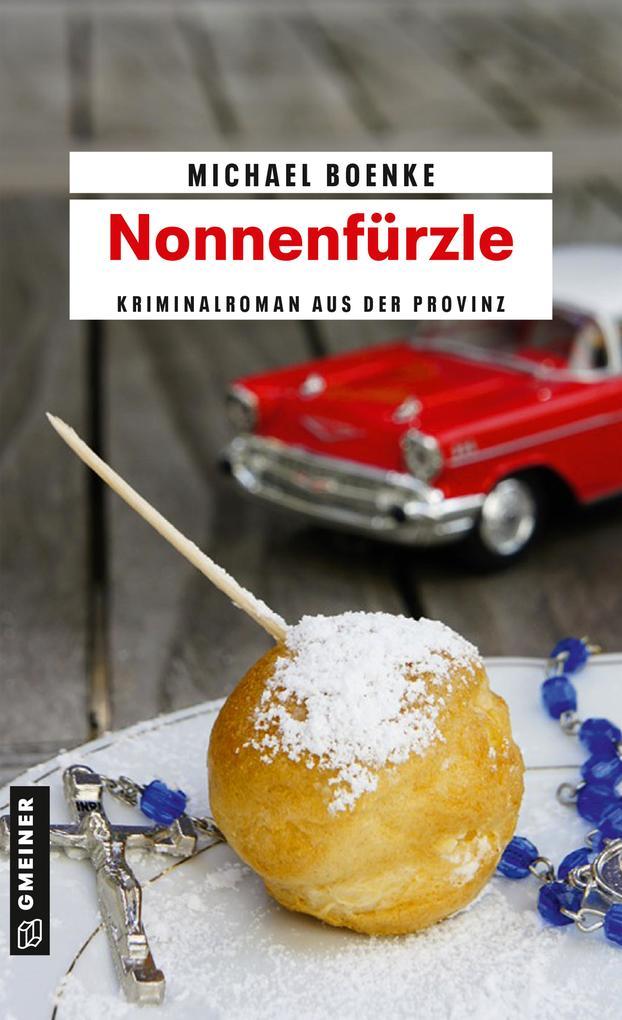Nonnenfürzle als eBook von Michael Boenke