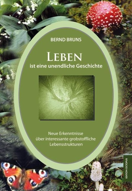 Leben ist eine unendliche Geschichte als Buch von Bernd Bruns