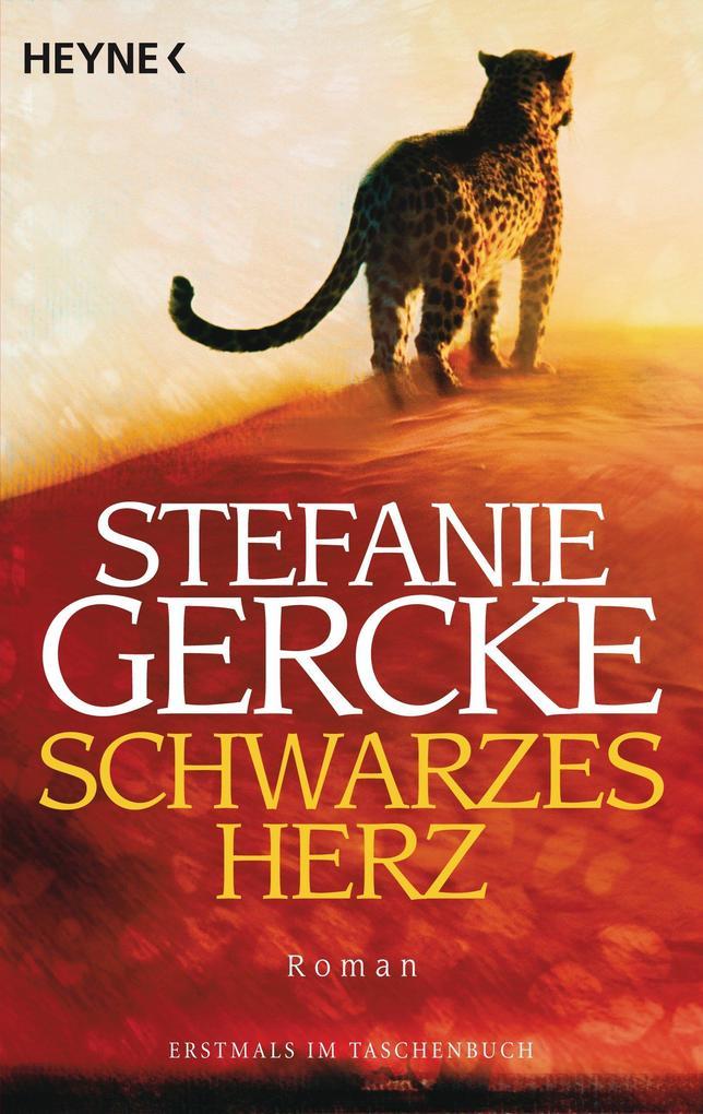 Schwarzes Herz als eBook von Stefanie Gercke