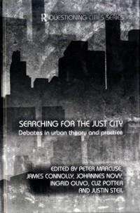 Searching for the Just City als eBook von