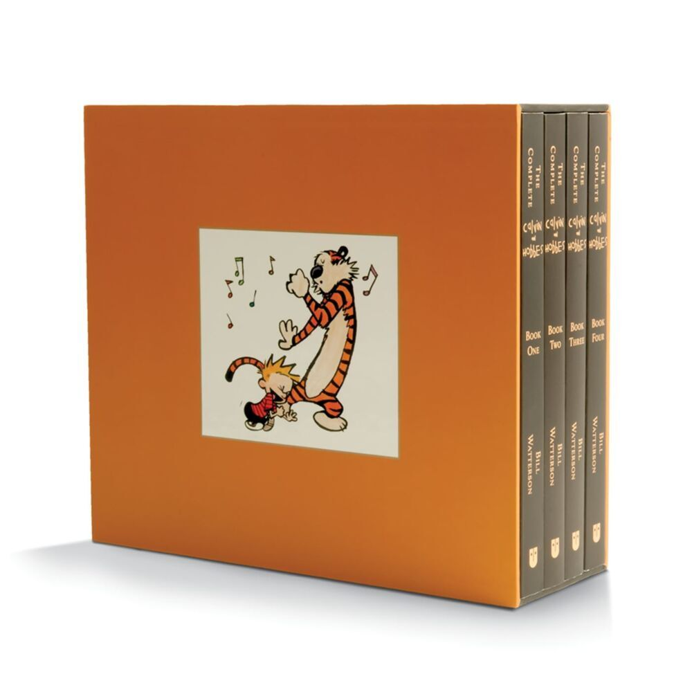 The Complete Calvin and Hobbes als Taschenbuch von Bill Watterson
