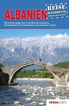 Albanien Reiseführer als Buch von Volker Grundmann