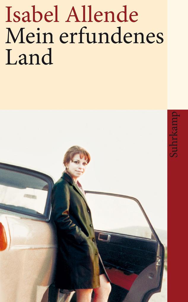 Mein erfundenes Land als eBook von Isabel Allende