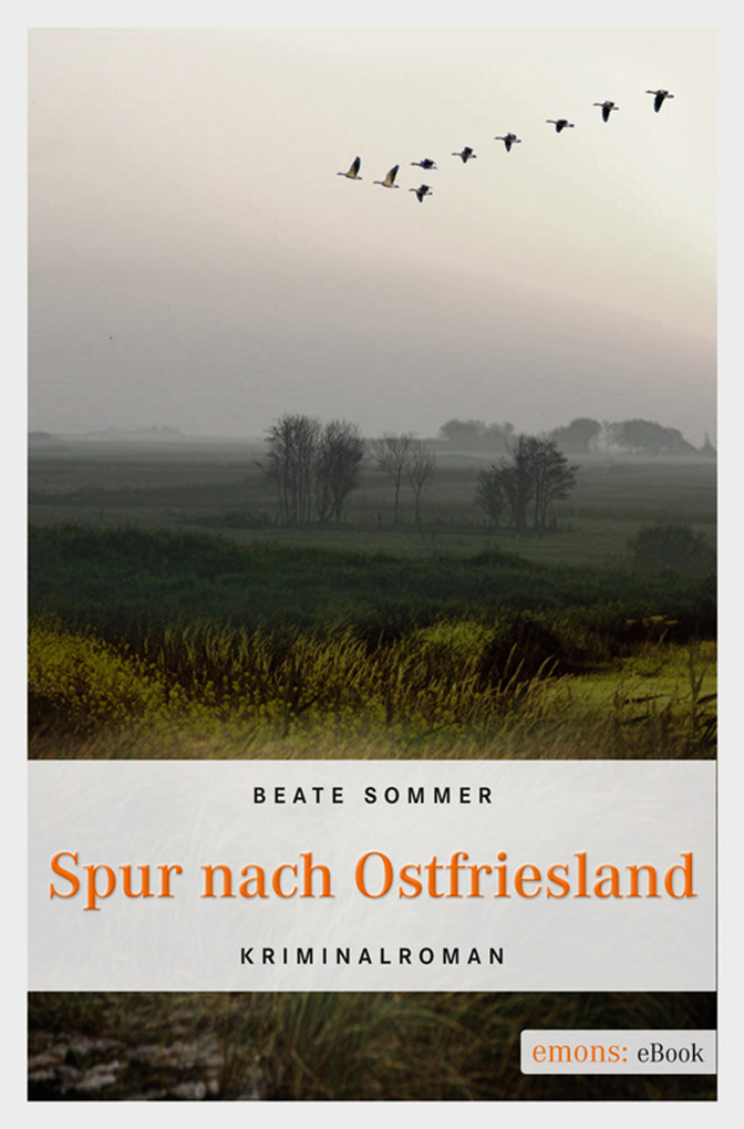 Spur nach Ostfriesland als eBook von Beate Sommer