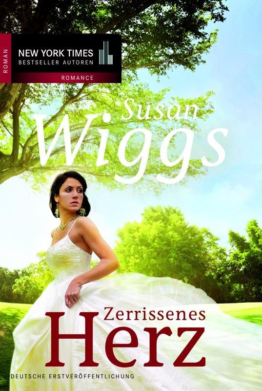 Zerrissenes Herz als eBook von Susan Wiggs