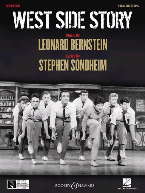 West Side Story als Buch von Leonard Bernstein