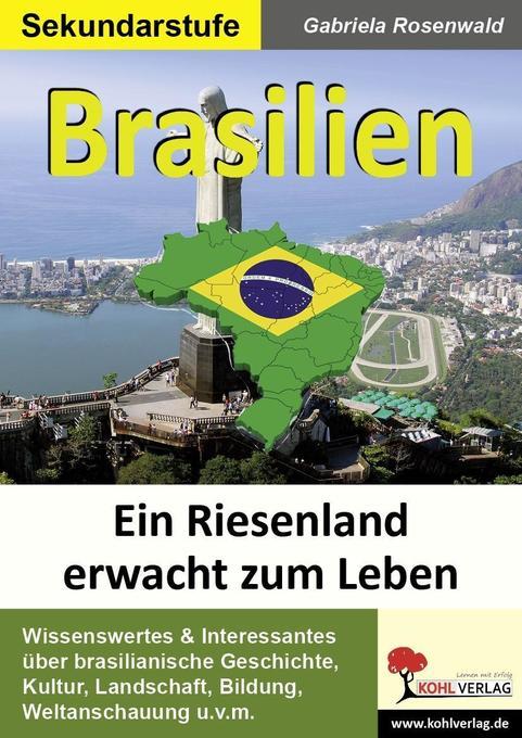 Brasilien als Buch von Gabriela Rosenwald