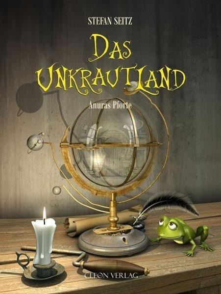 Das Unkrautland - Bilderbuch als Buch von Stefan Seitz