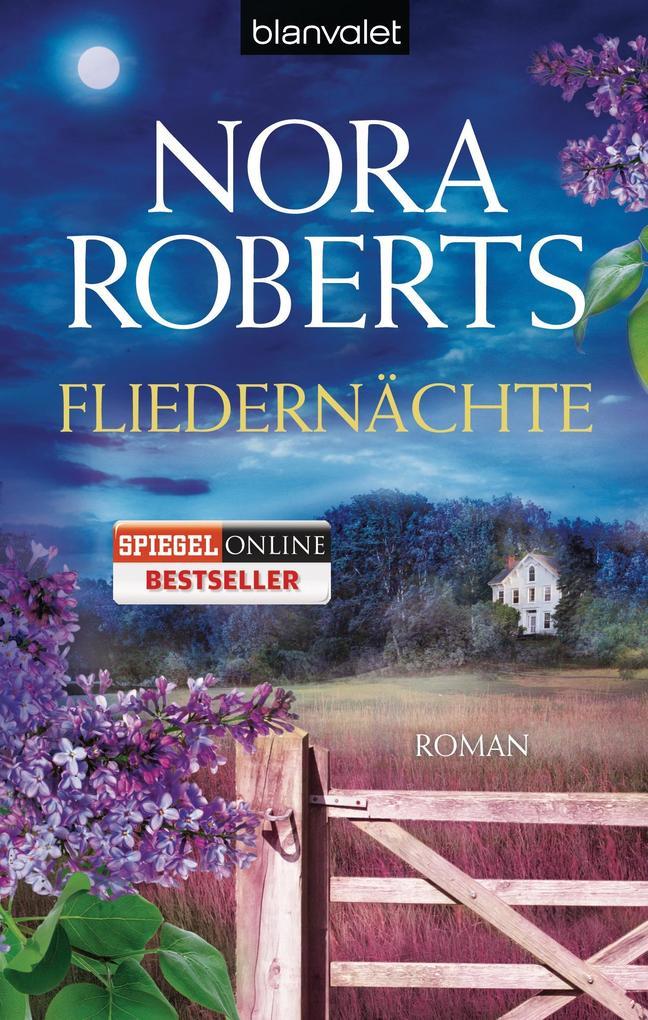 Fliedernächte als Taschenbuch von Nora Roberts