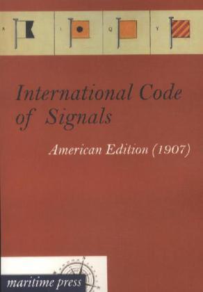 International Code of Signals als Buch von
