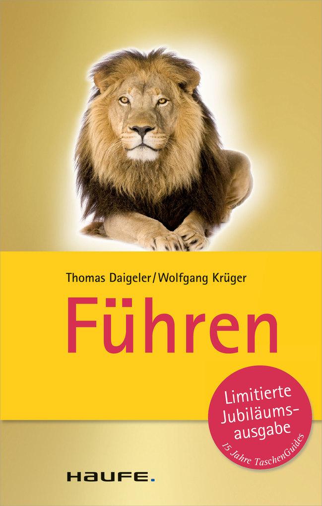 Führen als eBook von Thomas Daigeler, Wolfgang Krüger
