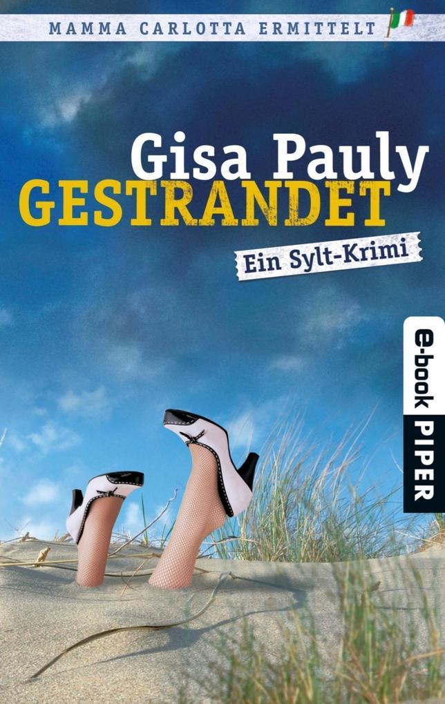 Gestrandet als eBook von Gisa Pauly