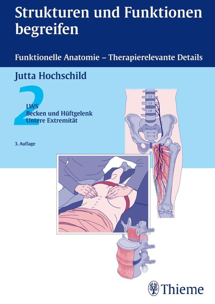 Strukturen und Funktionen begreifen 02. Funktionelle Anatomie als Buch von Jutta Hochschild