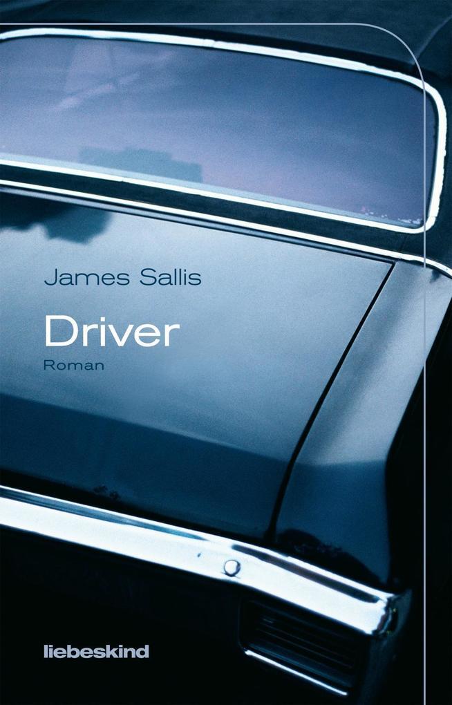 Driver als eBook von James Sallis