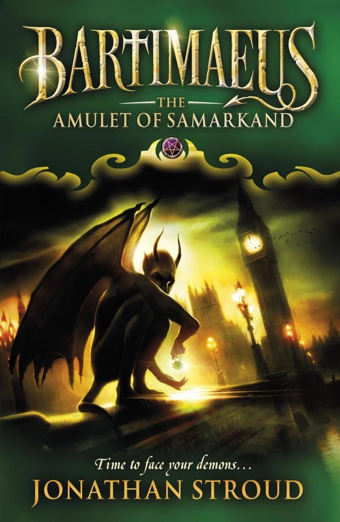 The Amulet Of Samarkand als eBook von Jonathan Stroud