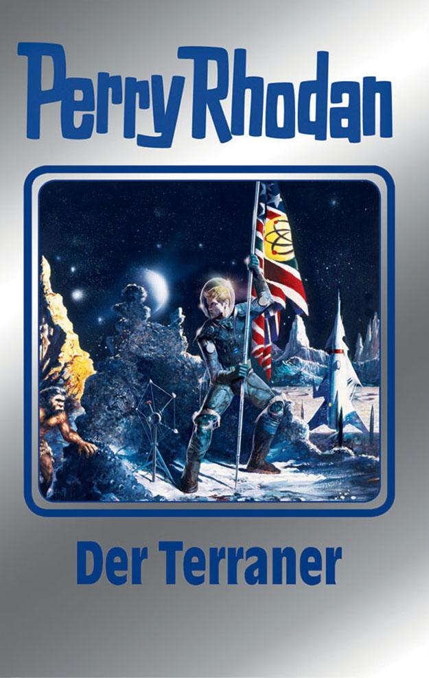 Perry Rhodan 119: Der Terraner (Silberband) als eBook von William Voltz, Marianne Sydow, Peter Terrid, Kurt Mahr, Ernst