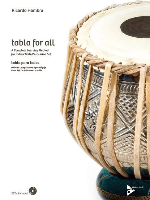 Tabla for All als Buch von Ricardo Hambra
