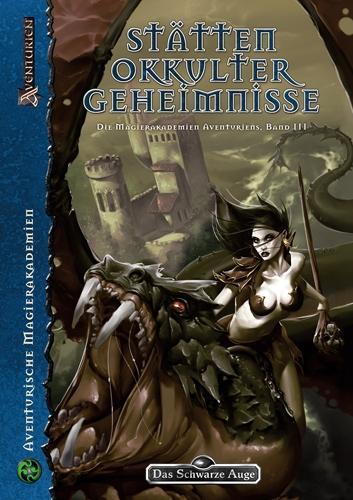 Stätten okkulter Geheimnisse als Buch von