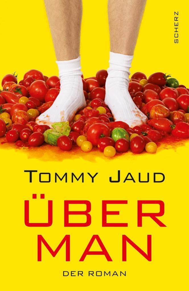 Überman als Buch von Tommy Jaud