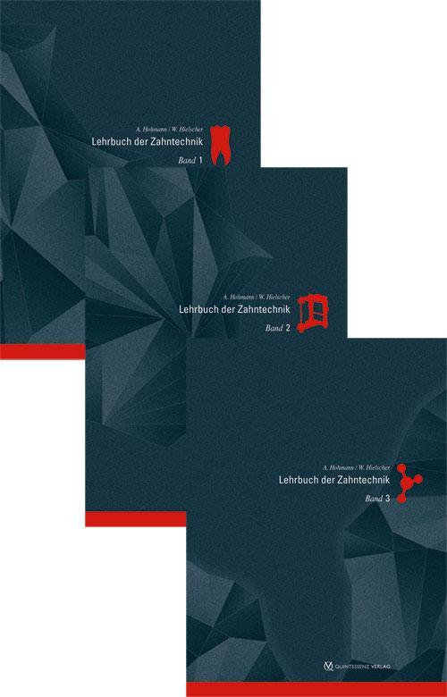 Lehrbuch der Zahntechnik 1-3 als Buch von Arnold Hohmann, Werner Hielscher