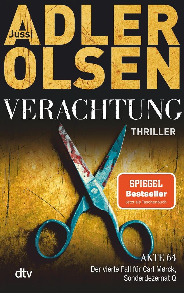 Verachtung als eBook von Jussi Adler-Olsen