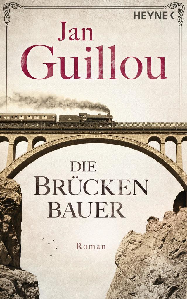 Die Brückenbauer als eBook von Jan Guillou