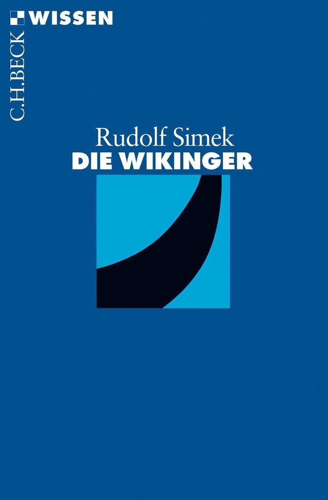 Die Wikinger als Taschenbuch von Rudolf Simek