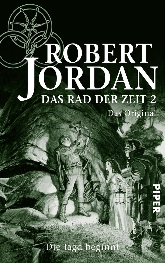 Das Rad der Zeit 02. Die Jagd beginnt als eBook von Robert Jordan