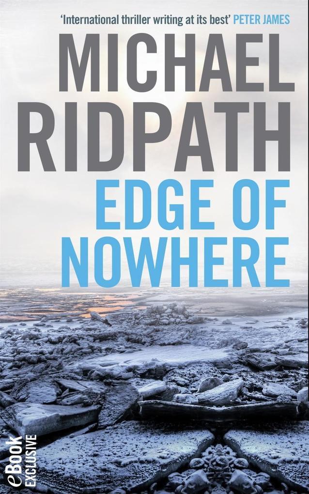 Edge of Nowhere als eBook von Michael Ridpath