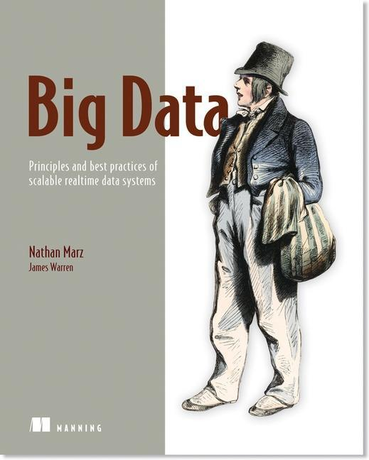Big Data:Principles and best practices of scalable realtime data systems als Buch von Nathan Marz, James Warren