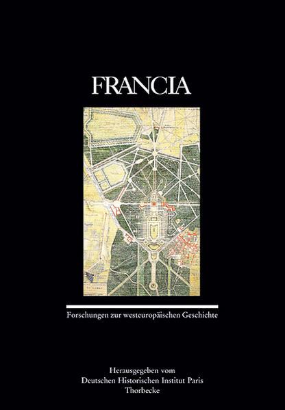 Francia 39 (2012) als Buch von