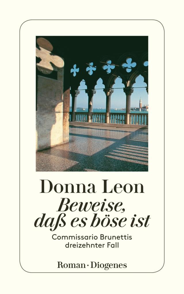 Beweise, daß es böse ist als eBook von Donna Leon