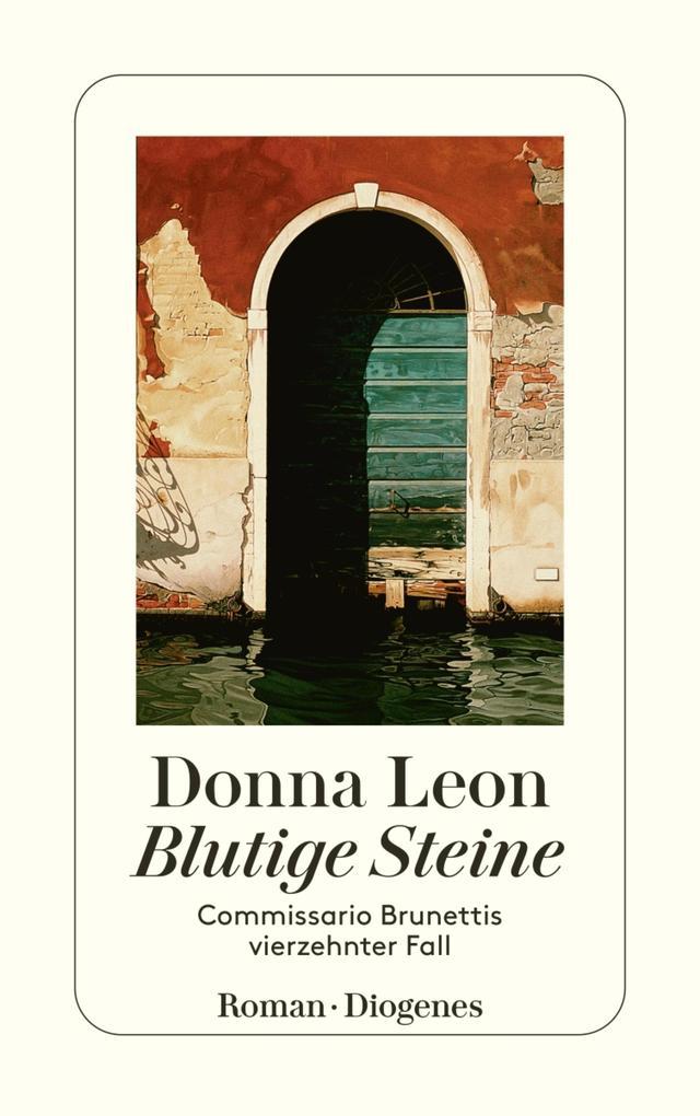 Blutige Steine als eBook von Donna Leon