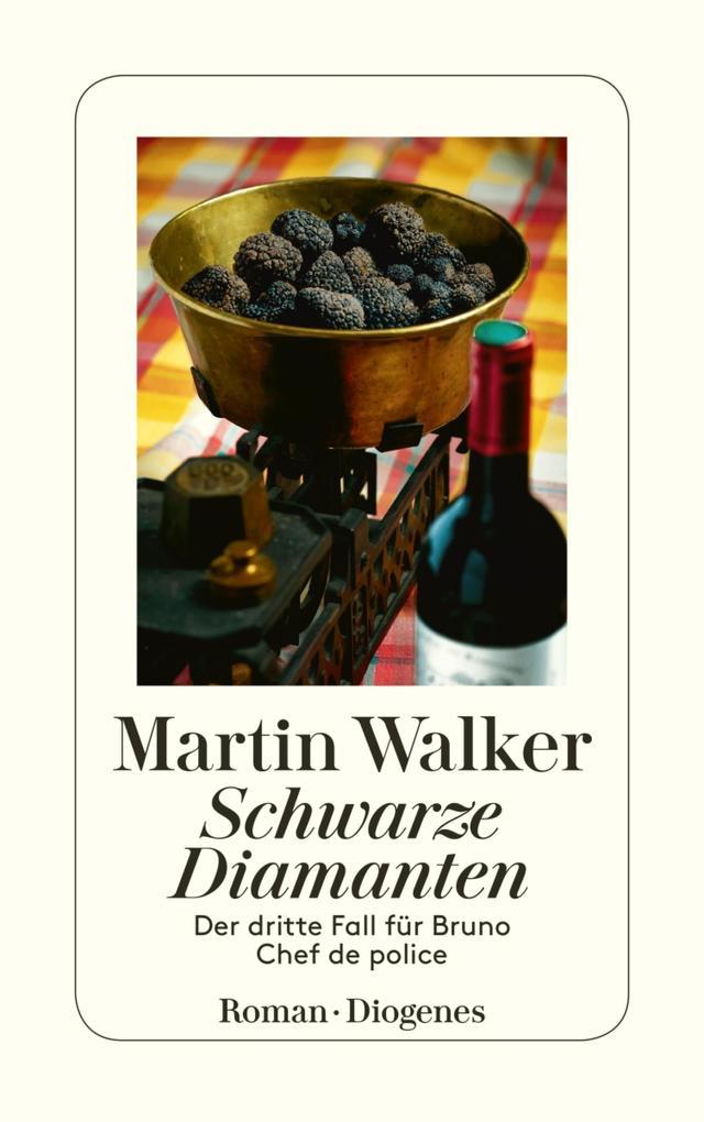 Schwarze Diamanten als eBook von Martin Walker